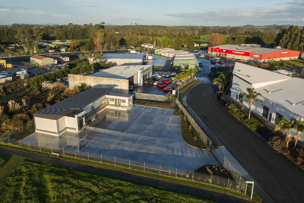 Fonterra Distribution Centre