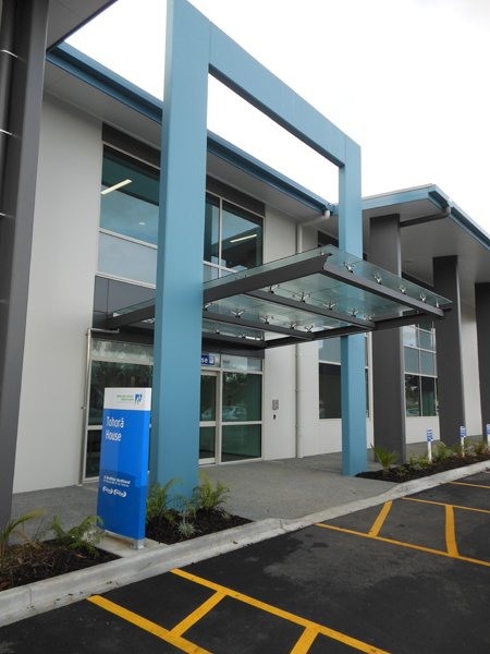 Northland District Health Board <br>Accommodation Offices