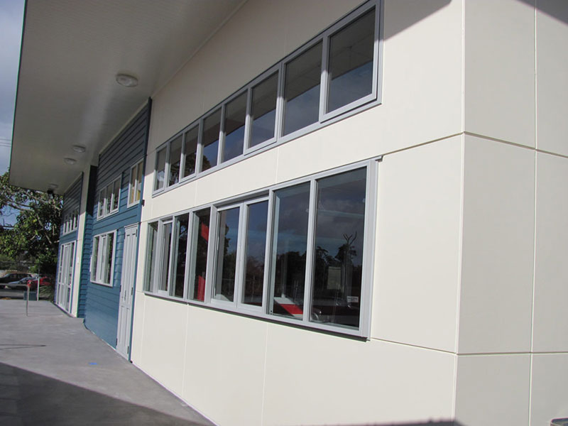 Kerikeri High School - Life Tech Block