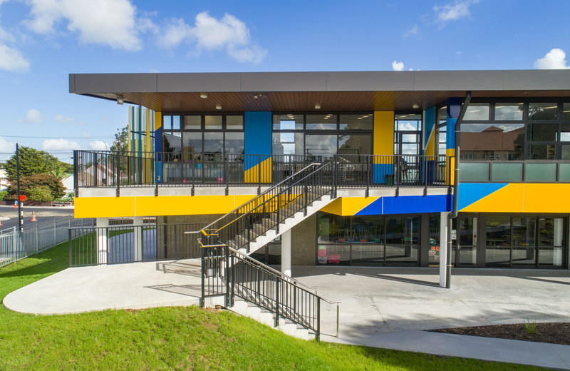 Whangarei Girls High School - Art and Commerce Block