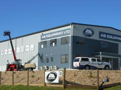 AB Equipment Whangarei