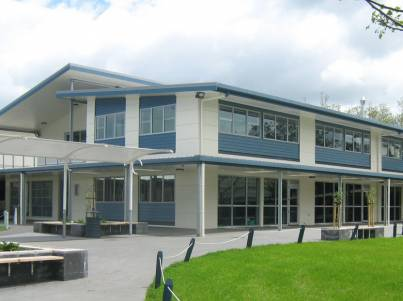 Kerikeri High School - Math & Science Block